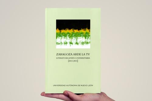 Zaragoza arde la TV