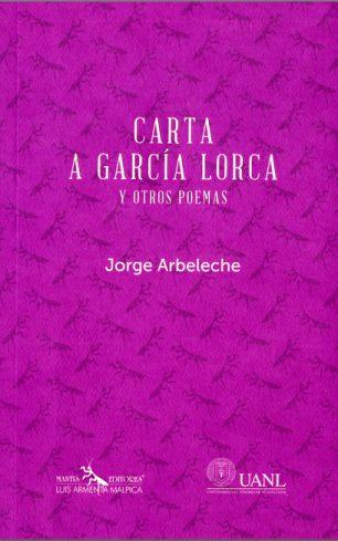 carta a Garcia Lorca